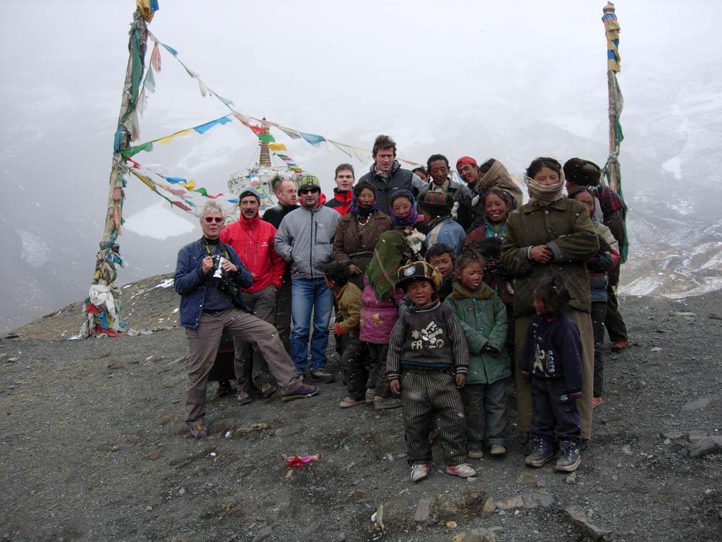 Les aventures de Nono au Tibet. Karo%20La%205045m